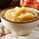 Homemade Chunky Applesauce Recipe