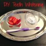 DIY Teeth Whitening at Home