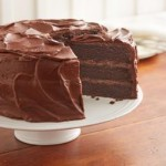 HERSHEY'S PERFECTLY CHOCOLATE- Chocolate Cake