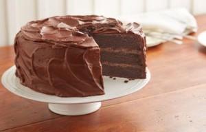 HERSHEY'S PERFECTLY CHOCOLATE- Chocolate Cake