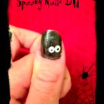 """Spooky Eye"" Nails DIY"