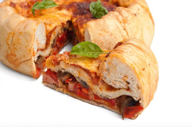 how to make deep pan pizza dough
