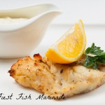 Easy Fiesta Fish Marinade