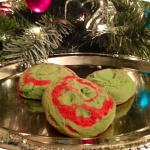 Grinch Sugar Cookie Recipe