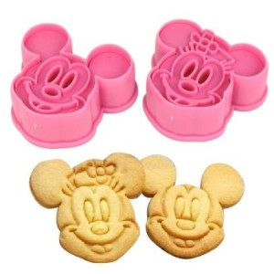 mickey cookie cutter