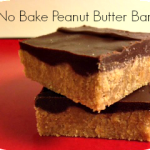 No Bake EASY & Delicious Peanut Butter Bars