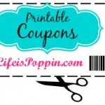 11 New Printable Snack Coupons