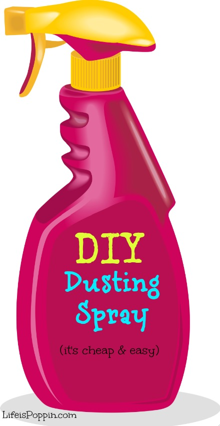 How To Make Dusting Oil Naturally