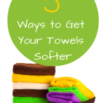 5 Simple Ways to Get Your Towels Softer!