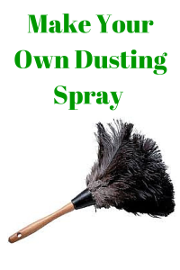 Make Your Own Dusting Spray