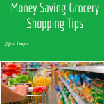 6 Money Saving Grocery Shopping Tips