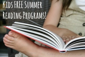 free-summer-reading-programs