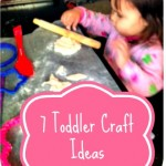 7 Fun Toddler Craft Ideas