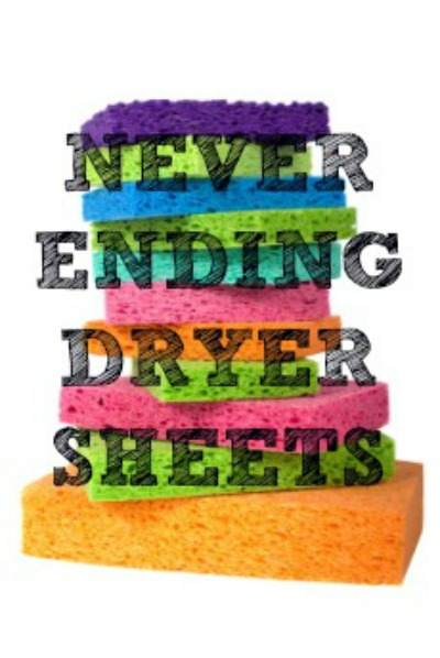 cleaning-sponges-dryer-sheets