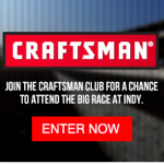 WIN 2 Tickets to the Indy 500 Race!