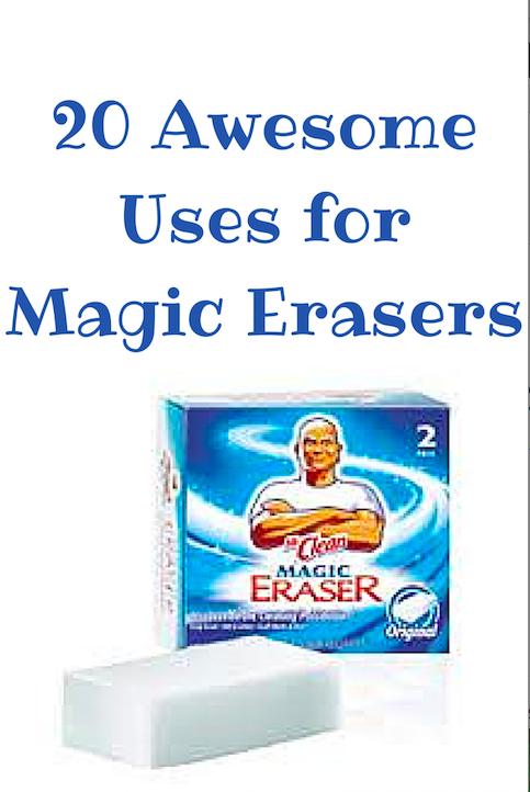 20 awesome uses for magic eraser. Black Bedroom Furniture Sets. Home Design Ideas