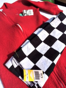 Costume-diy-racer