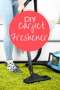 Make Your Own Carpet Freshener Blend