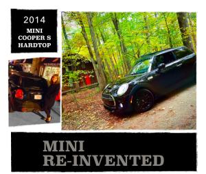 Mini Reinvented – 2014 Mini Cooper S Hardtop Review