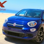 2016 Fiat 500 X: The little blue pill that could