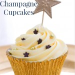 Bubbly Champagne Cupcakes Recipe