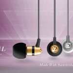 Crystal In-Ear Headphones made with Swarovski® Crystals