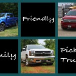 Chevy Silverado, Ford F-150, Toyota Tundra – Family Friendly Pickups
