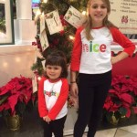 NAUGHTY or NICE Shirts from The Hair Bow Company