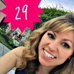 29 Things I've Learned about Being 29