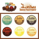 FREE Blogger Opportunity: 40 Count Java Factory Single Cup Coffee Giveaway