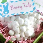 Bunny Tails Treat Bags with FREE Printable