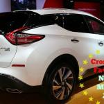 """Nissan Murano 2015: Nuestro Crossover favorito del """"Chicago Auto Show"""""""