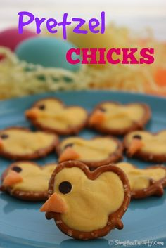 pretzel-chicks
