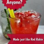Strawberry Lemonade Just Like Red Robin