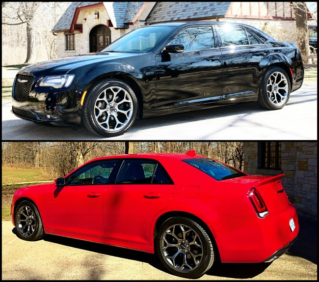Chrysler-300-300S-red-black