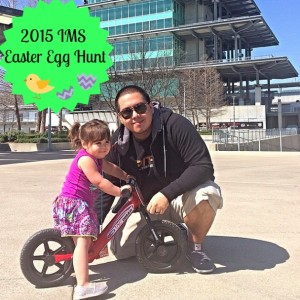 2015 Easter Egg Hunt at the Indianapolis Motor Speedway