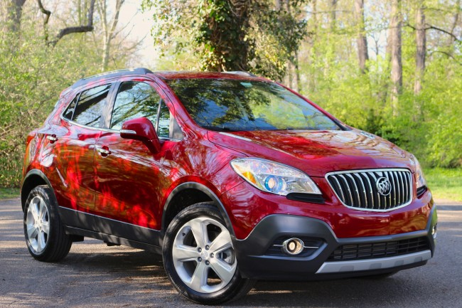 buick encore red. buick encore red l