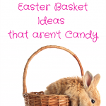 30 Easter Basket Ideas that Aren't Candy