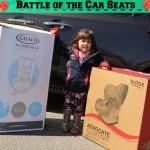 Battle of the Car Seats: Britax vs Graco