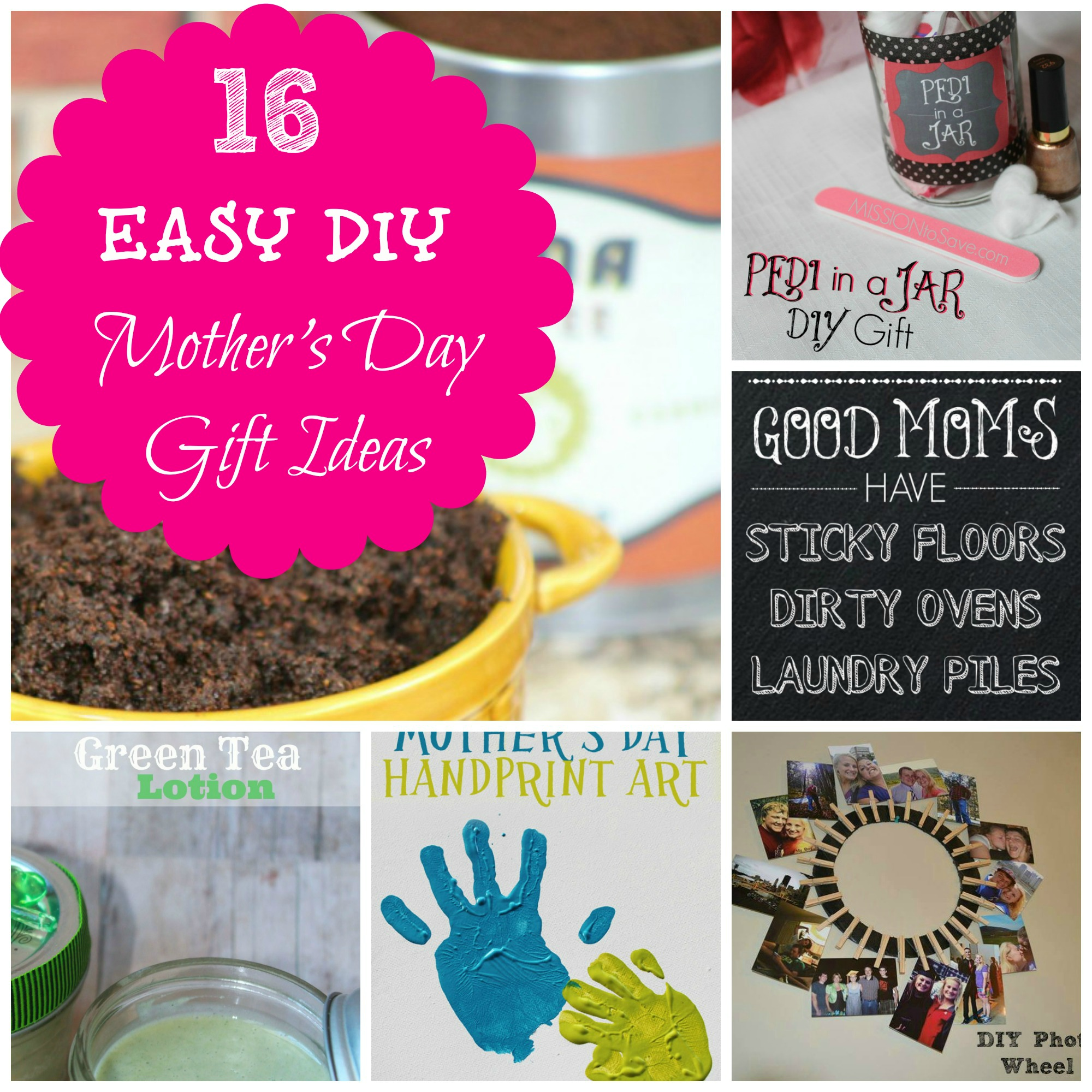 Easy Homemade Mother 39 S Day Gift Ideas