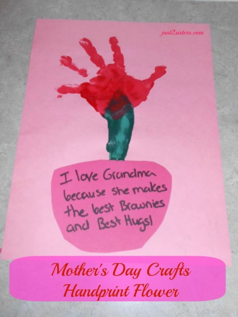 Easy homemade mother 39 s day gift ideas for Homemade mothers day gifts from toddlers