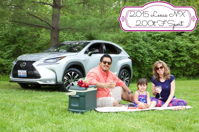 2015 - LEXUS - NX - FSPORT - MOTHERS - DAY