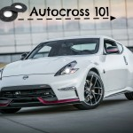 Autocrossing in a Nissan 370Z NISMO