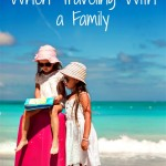 Family Travel Tips: How-to Save Money on the Road