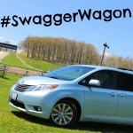 What's it like to race a Toyota Sienna at Road America?
