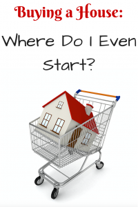 Buying a House: Where Do I Even Start?