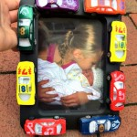 DIY Car Picture Frame