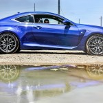 Lexus RC-F. A Father's Day Fantasy