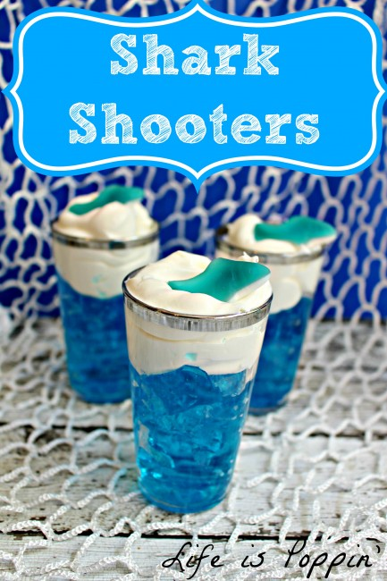 Shark Shooters Recipe