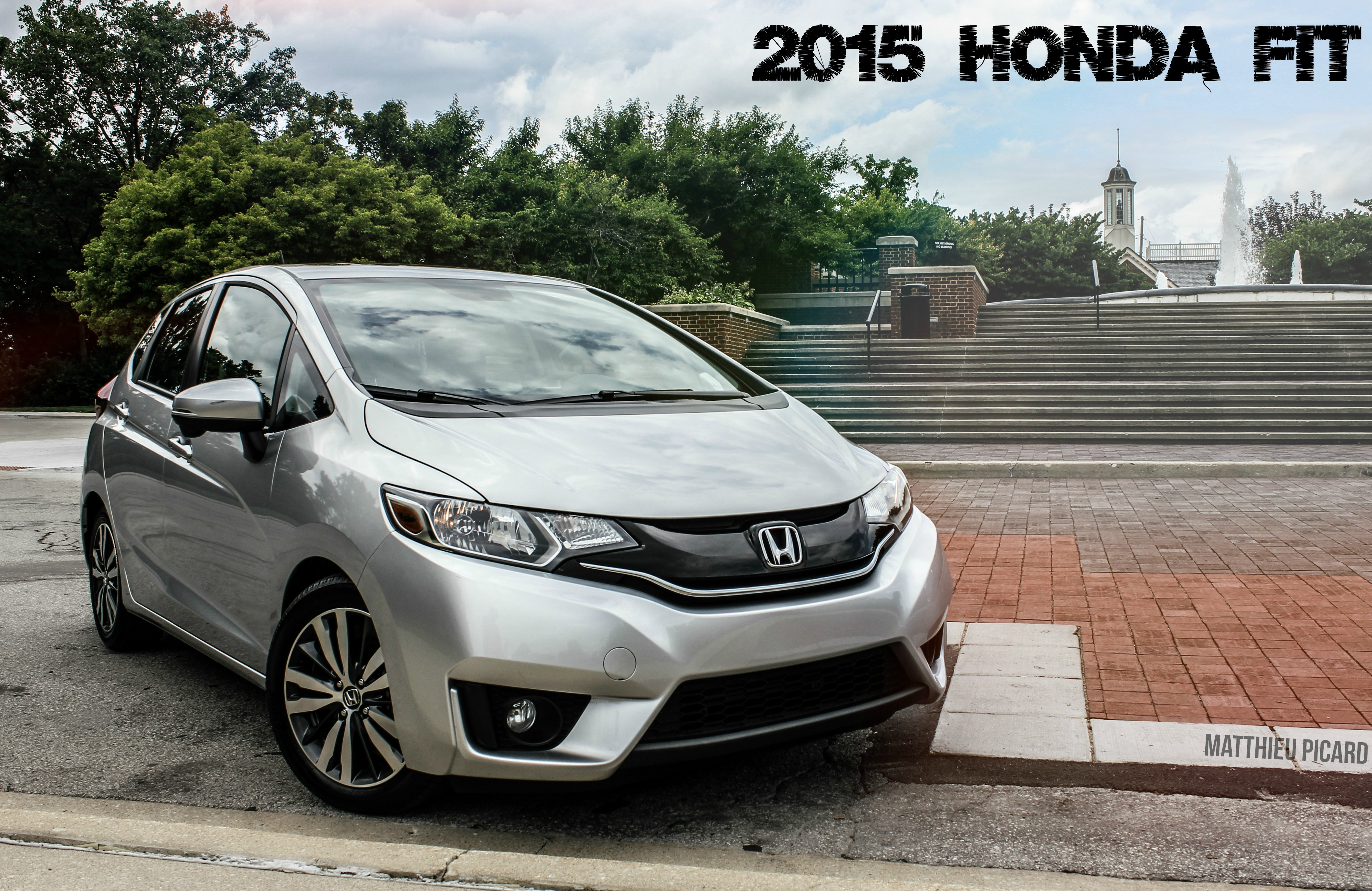 2015 honda fit the perfect fit life is poppin 39. Black Bedroom Furniture Sets. Home Design Ideas